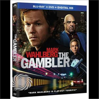 Blu- -Gambler (2pc) (W/Dvd) / (Ws A - Blu-Ray - thumb - MediaWorld.it