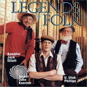 V/A - Legends Of Folk - CD - MediaWorld.it