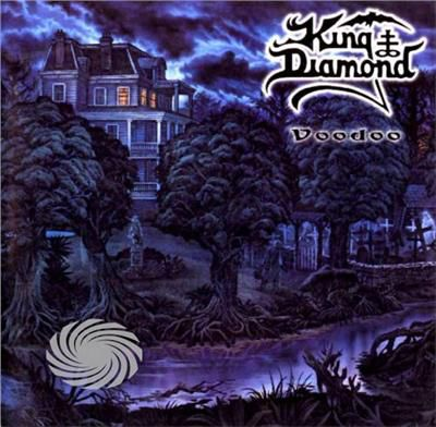 King Diamond - Voodoo-Reissue - CD - thumb - MediaWorld.it
