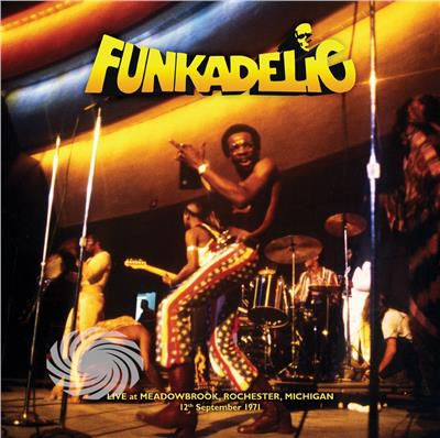 Funkadelic - Live Meadowbrook Rochester Michigan 12th September - Vinile - thumb - MediaWorld.it