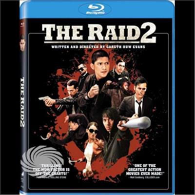 Blu- Raid 2 (Unrated) (2pc) / (Uvdc Ws S - Blu-Ray - thumb - MediaWorld.it