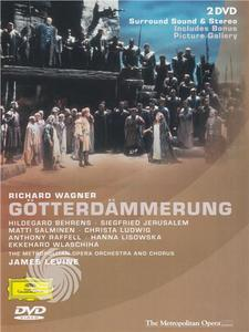 Richard Wagner / James Levine - Götterdämmerung - DVD - thumb - MediaWorld.it