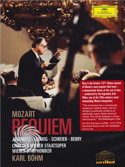 Wolfgang Amadeus Mozart - Requiem - DVD - thumb - MediaWorld.it