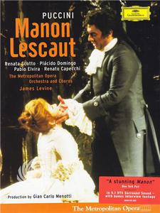 Giacomo Puccini - Manon Lescaut - DVD - thumb - MediaWorld.it