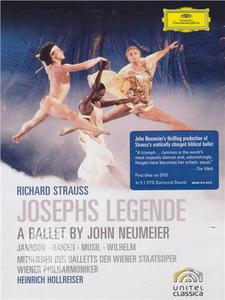 Richard Strauss - Josephs Legende - A ballet by John Neumeier - DVD - thumb - MediaWorld.it