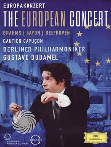 The european concert - Johannes Brahms / Joseph Haydn / Ludwig van Beethoven - DVD - thumb - MediaWorld.it