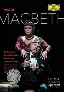 VERDI - MACBETH - DVD - thumb - MediaWorld.it
