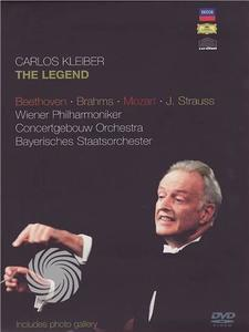 Carlos Kleiber - The legend - DVD - thumb - MediaWorld.it