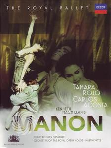Jules Massenet - Manon - DVD - thumb - MediaWorld.it