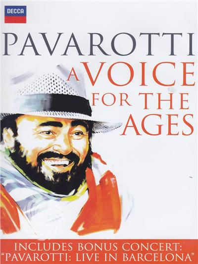 Pavarotti - A voice for the ages - DVD - thumb - MediaWorld.it