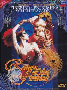 Igor Stravinsky / Nikolay Rimsky-Korsakov - Return of the firebird - DVD - thumb - MediaWorld.it