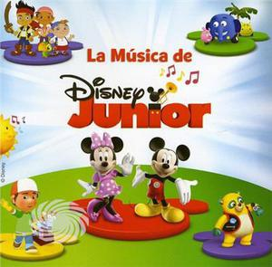 V/A - La Musica De Disney Junior - CD - MediaWorld.it