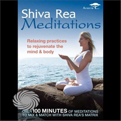 Shiva Rea: Meditations-Shiva Rea: M - DVD - thumb - MediaWorld.it