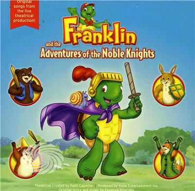Franklin - Franklin & The Adventures Of The Noble - CD - thumb - MediaWorld.it