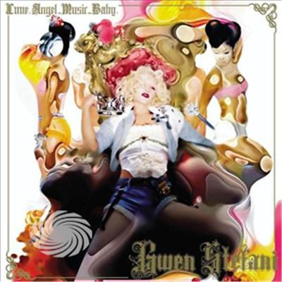 Stefani,Gwen - Love.Angel.Music.Baby - CD - thumb - MediaWorld.it