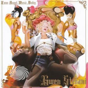 STEFANI, GWEN - LOVE ANGEL MUSIC BABY - CD - MediaWorld.it