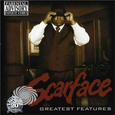 Scarface - Greatest Features - CD - thumb - MediaWorld.it