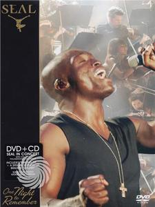 Seal, Vox Artist Philharmonic Orchestra, Mike Duke - Seal - One night to remember - DVD - thumb - MediaWorld.it