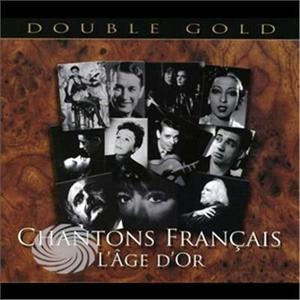 V/A - Chantons Francais-L'Age D'Or - CD - thumb - MediaWorld.it