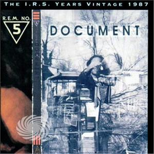 R.E.M. - Document - CD - thumb - MediaWorld.it