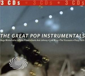 V/A - Great Pop Instrumentals - CD - thumb - MediaWorld.it