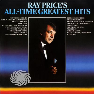 Price,Ray - All-Time Greatest Hits - CD - thumb - MediaWorld.it