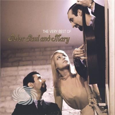 Peter Paul & Mary - Very Best Of Peter Paul & Mary - CD - thumb - MediaWorld.it