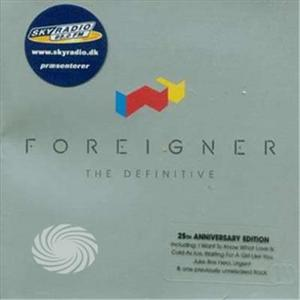 Foreigner - Definitive - CD - thumb - MediaWorld.it