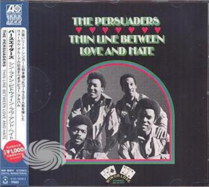 Persuaders - Thin Line Between Love & Hate - CD - thumb - MediaWorld.it