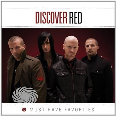 Red - Discover Red - CD - thumb - MediaWorld.it