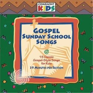 Cedarmont Kids - Gospel Sunday School Songs - CD - thumb - MediaWorld.it