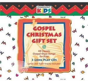 Cedarmont Kids - Gospel Christmas Gift Set - CD - MediaWorld.it