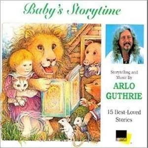 Guthrie,Arlo - Baby's Storytime - CD - thumb - MediaWorld.it