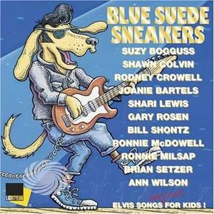 Blue Suede Sneakers - Elvis Songs For Kids! - CD - thumb - MediaWorld.it