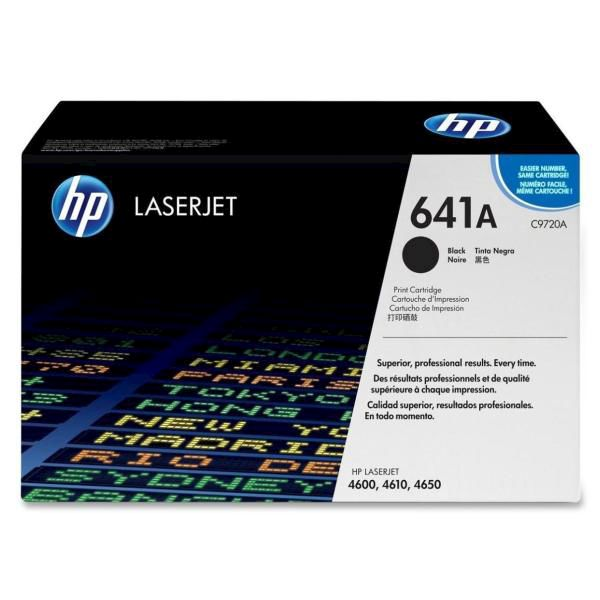 HP Toner 641A Nero - thumb - MediaWorld.it