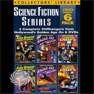 Science Fiction Serials (6pc) / (B& - DVD - thumb - MediaWorld.it
