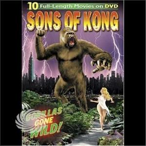 Movie-Sons Of Kong - DVD - thumb - MediaWorld.it