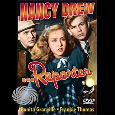 Nancy Drew Reporter / (B&w)-Nancy D - DVD - thumb - MediaWorld.it