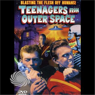 Teenagers From Outer Space / (B&w) - DVD - thumb - MediaWorld.it