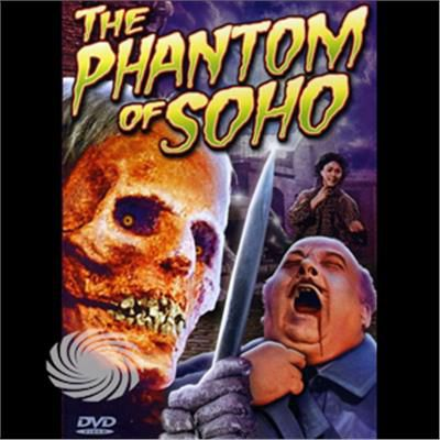 Phantom Of Soho / (B&w)-Phantom Of - DVD - thumb - MediaWorld.it