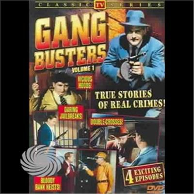 Gangbusters 1 / (B&w)-Gangbusters 1 - DVD - thumb - MediaWorld.it