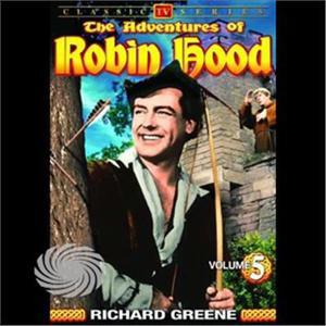 Adventures Of Robin Hood 5 / (B&w) - DVD - thumb - MediaWorld.it