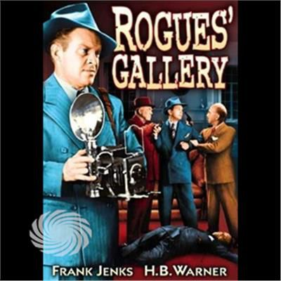 Jenks,Frank-Rogue'S Gallery - DVD - thumb - MediaWorld.it