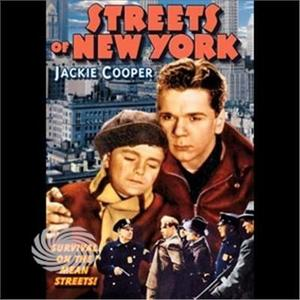 Streets Of New York / (B&w)-Streets - DVD - thumb - MediaWorld.it