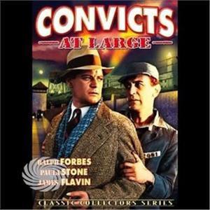 Convicts At Large / (B&w)-Convicts - DVD - thumb - MediaWorld.it