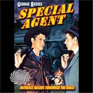 Reeves,George-Special Agent - DVD - thumb - MediaWorld.it