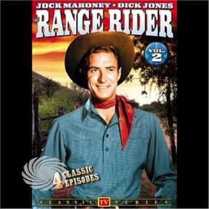 Range Rider-Range Rider Vol 2 - DVD - thumb - MediaWorld.it