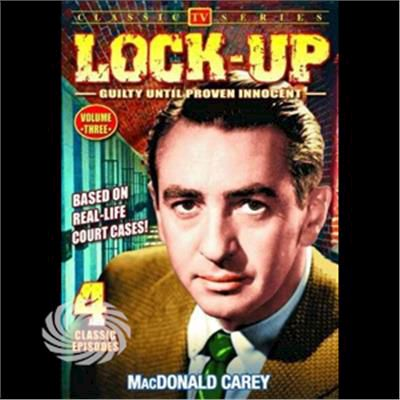 Lock Up 3 / (B&w)-Lock Up 3 / (B&w) - DVD - thumb - MediaWorld.it