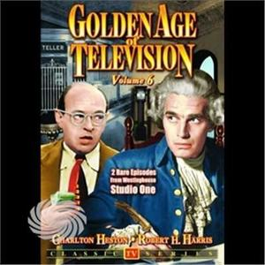 Golden Age Of Television 6 / (B&w) - DVD - thumb - MediaWorld.it