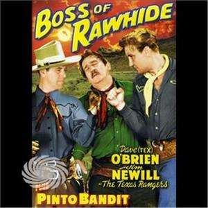 Texas Ranger Double Feature: Boss O - DVD - thumb - MediaWorld.it